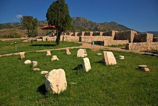 Medieval Tuida Fortress Private Day...