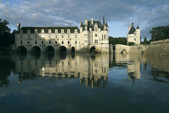 Visite guidée des châteaux de la Loire...