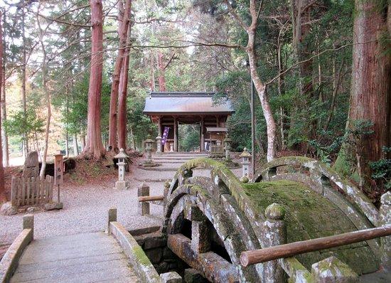 Muge Hachimangu Shrine
