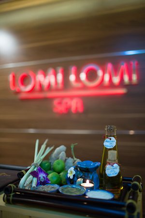 Lomi Lomi Spa by Diamond Sea Hotel