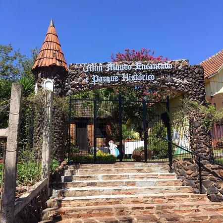 Mini Mundo Encantado - Parque Historico