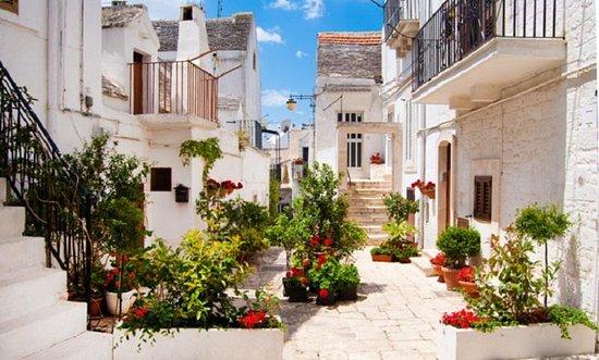 In Puglia con Blanco