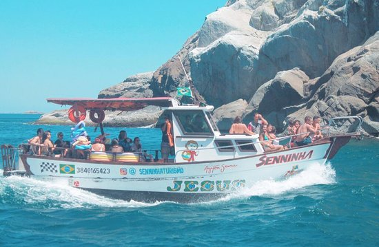 Barco do Senninha