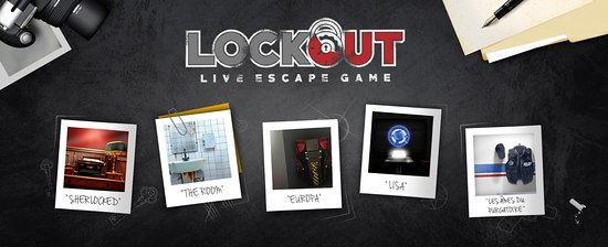 Lockout - Live Escape Game
