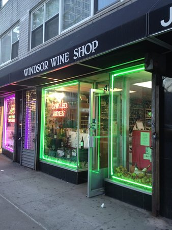 Windsor Wine Shop