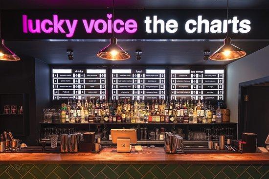 Lucky Voice Holborn