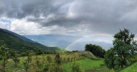Bajram Curri, Albania: View