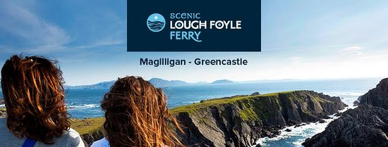 Greencastle, Ireland: 2019 Season commences 17th April 2019 with daily sailings until 28th April 2019. Full schedule for summer 2019 to be announced soon. Check out www.loughfoyleferry.com for details