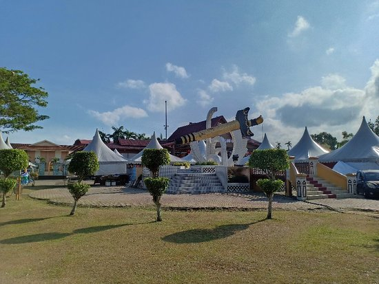 Keris Alor Gajah Square