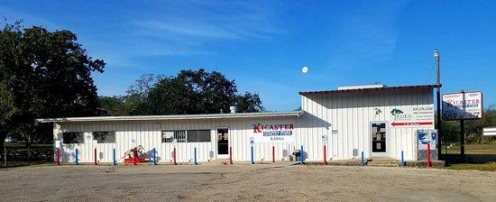 Adkins, TX: Front exterior