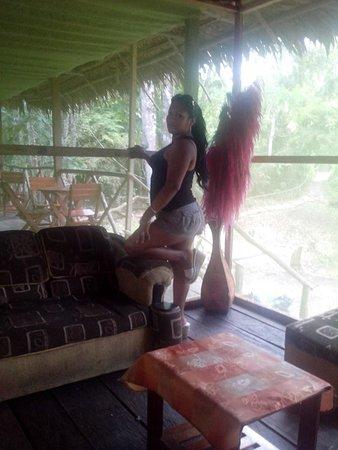 Mazan, Perù: en amazon queen lodge