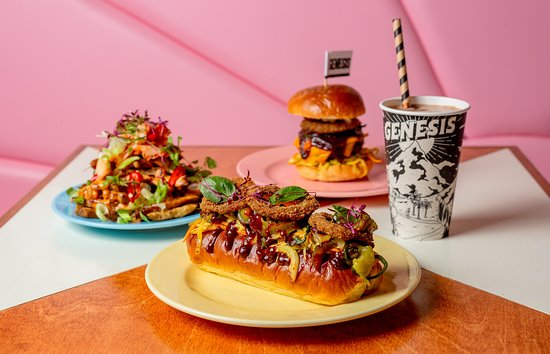 Genesis London Spitalfields Updated 2020 Restaurant