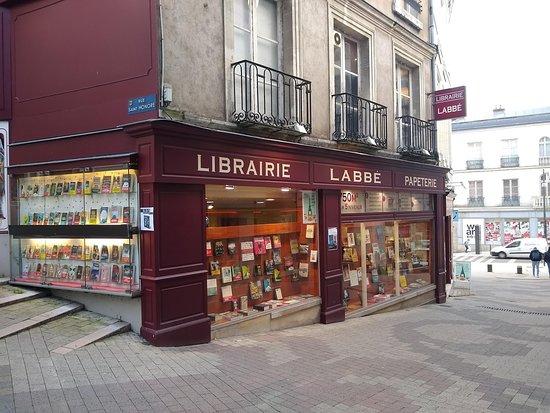 Librairie Labbé