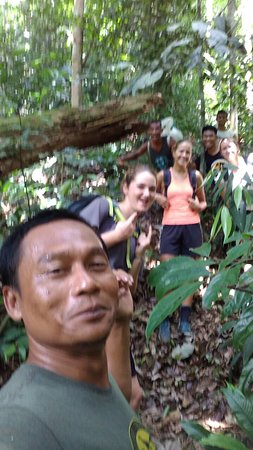 Four days trek with Felix Jungle Experience.