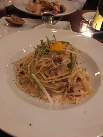 Good service, elegant atmosphere, but disappointing food