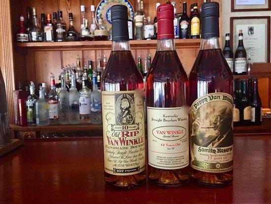 The Plains, VA: Limited Bourbons