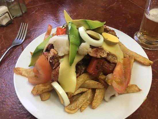 Фотография Patagonia food