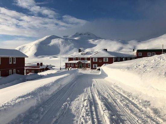 Bygdin Hoifjellshotell