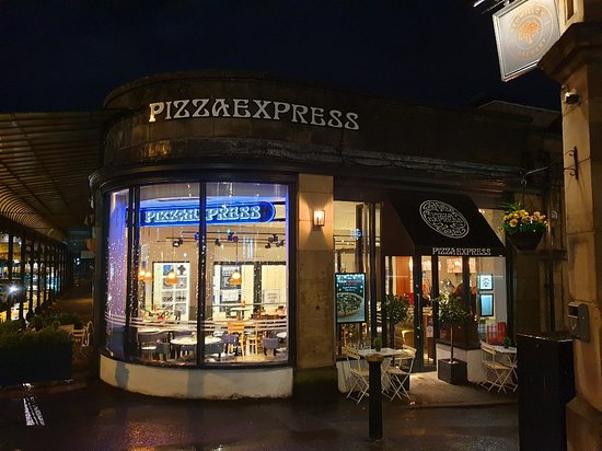 Buxton Pizza Express Review Of Pizza Express Buxton