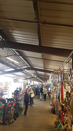 Many things to choose from at the Mesa Market Place Swap Meet