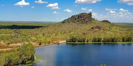 Cloncurry, Austrália: Chinaman Creek Dam
