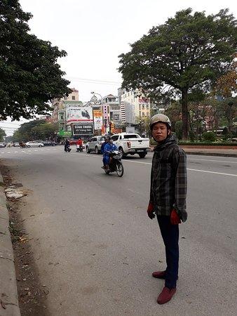Tỉnh Nghệ An, Việt Nam: Trên đường đi 500km