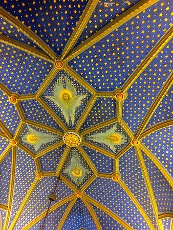 Gandia, Spain: Sternengewölbe