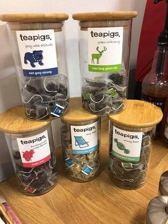Lincolnshire, UK: Tea