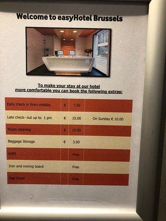 簡潔方便的旅館