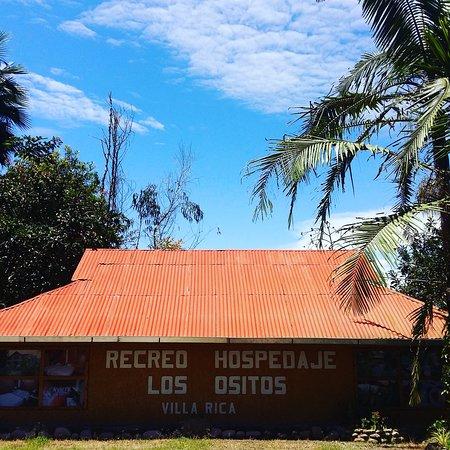 Villa Rica, Perù: Los Ositos Recreo y Hospedaje