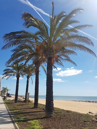 Praia da Quarteira Photo
