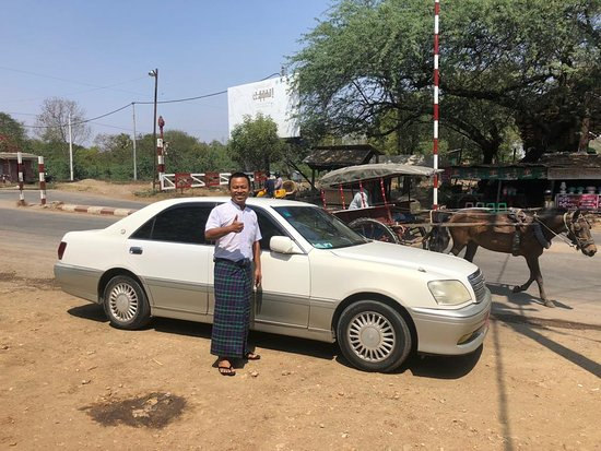 Mandalay Private Car with Driver