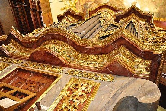 著名器官音樂會在聖弗朗西斯教堂