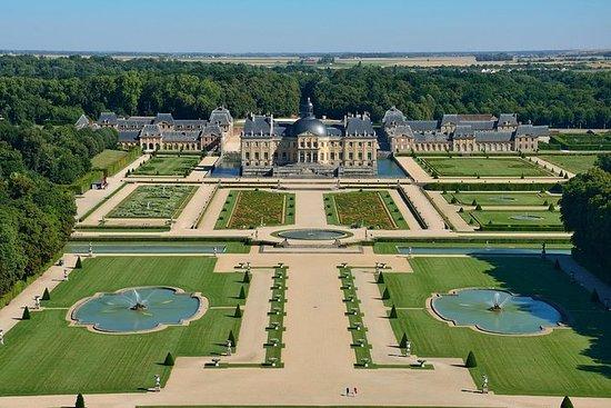 Viagem diurna ao Castelo Vaux le...