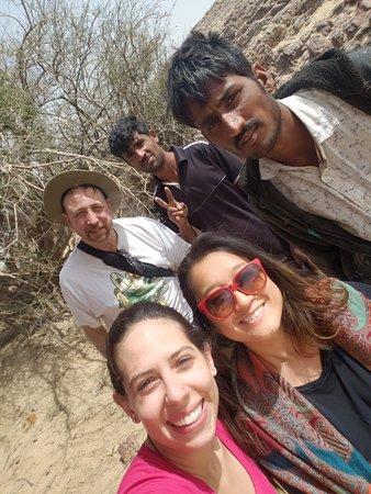 2 magical nights in Thar Desert!