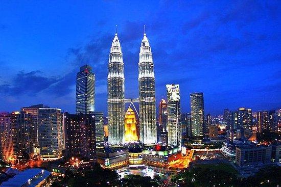 2 in 1 Tour: Putrajaya bei Nacht (mit...