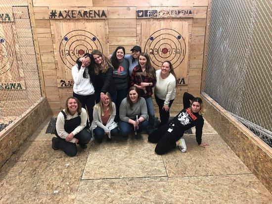 Axe Arena
