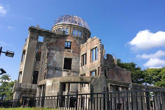 Halvdagstur i Hiroshima sentrum