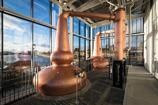 Il tour Clydeside Distillery