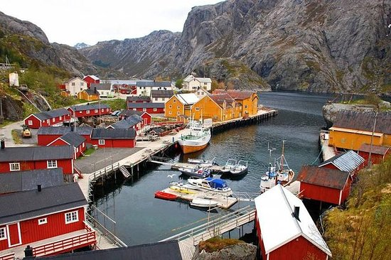 Private Tour at Gravdal, South of the...