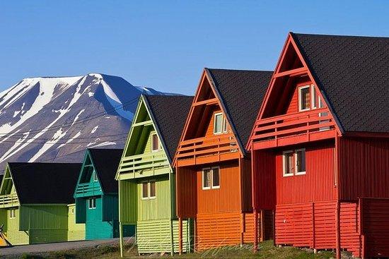 Private Tour, Longyearbyen in a...