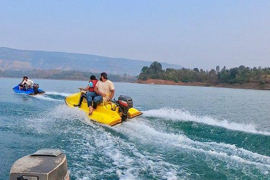 Shivsagar Scooter to Vasota Fort View