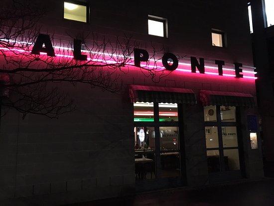 Adliswil, Suiza: Pizzeria Al Ponte