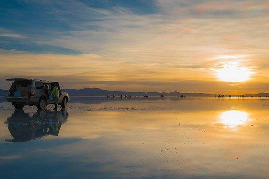 Majestic Uyuni Salt Flat Private Tour