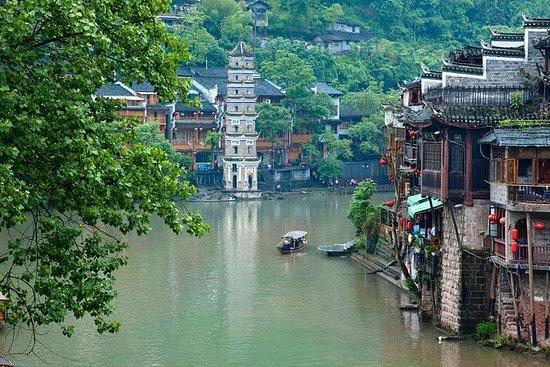 Zhangjiajie y Fenghuang 4 días en...