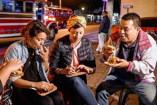 Tour noturno pela comida de rua