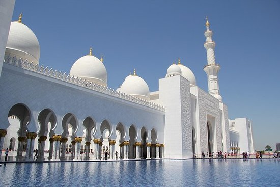 Abu Dhabi Tour van de hele dag vanuit ...