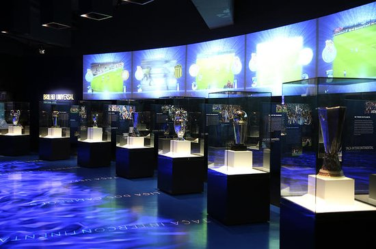 Tour FC Porto - Musée et Stade