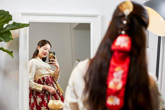 Hello Hanbok