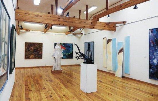 Adatara Kogen Art Museum ao